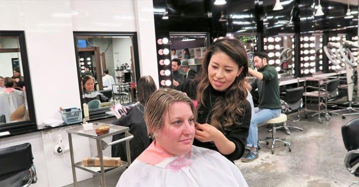 Get Your Dream Haircut At ASSORT TOKYO, A Hair Salon In Aoyama