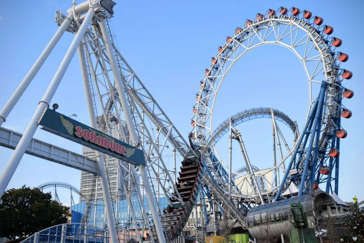 No Japanese? No Problem! Try The Tokyo Dome City Attractions