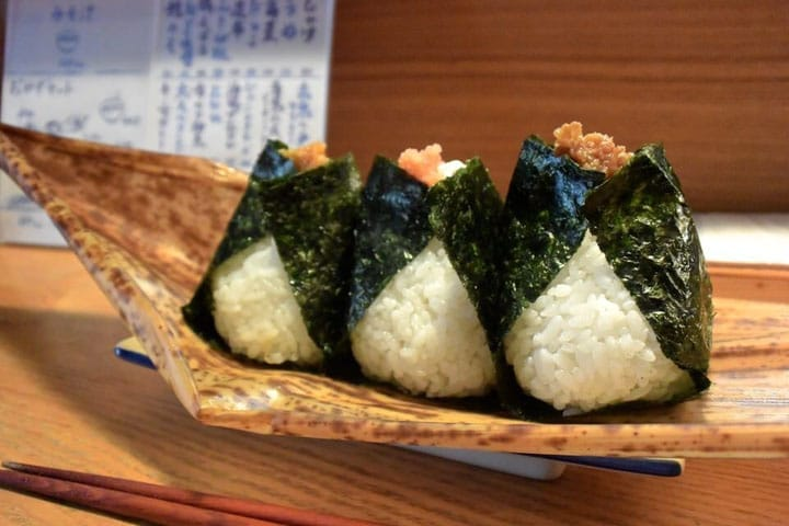 Japanese Encyclopedia: Onigiri and Omusubi