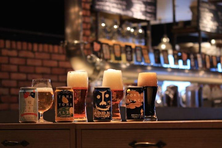 抹茶帶你去追小資潮流的日本手工啤酒