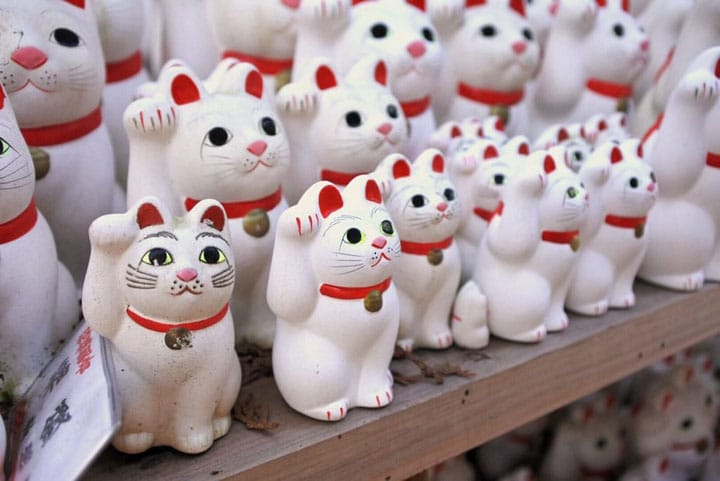 A Must See For Cat Lovers! Gotokuji Temple Is Full Of Maneki Nekos