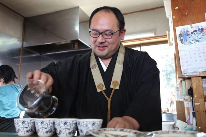 """【青森】净仙寺""""松枫亭"""",和尚师傅为您泡咖啡?!"""