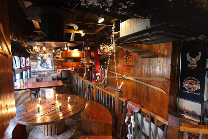 The Restaurant Bar From Manga Nana Jackson Hole In Chōfu