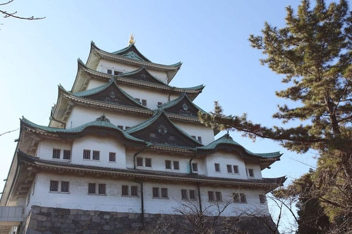 Japanese Encyclopedia: Tōkai Region