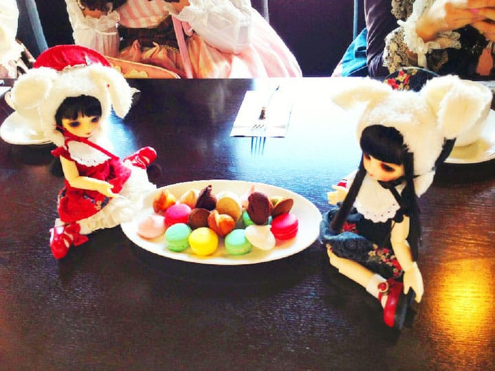Join the Tea Party to Be a Wonderful Lolita