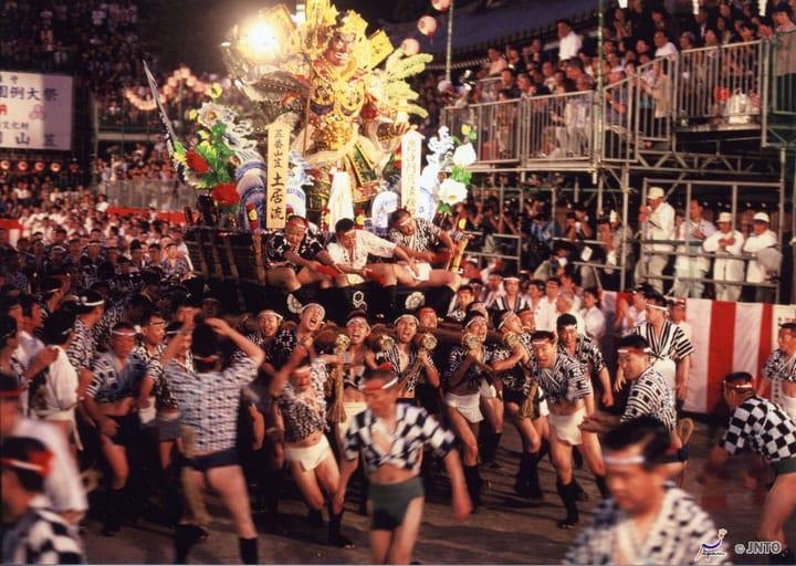 【九州、沖繩篇】一生至少要參加一次的日本祭典4選