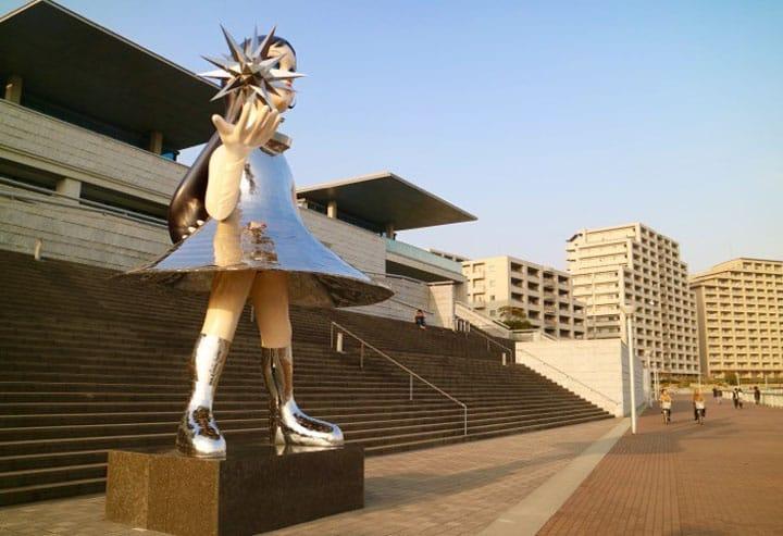 【后篇】神戸博物馆路,一边欣赏艺术一边漫步海岸~