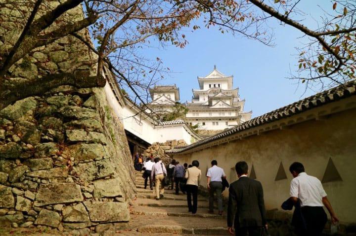 日本のことば事典「城下町」