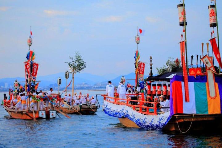 Four Festivals You Should Enjoy In Chūgoku And Shikoku
