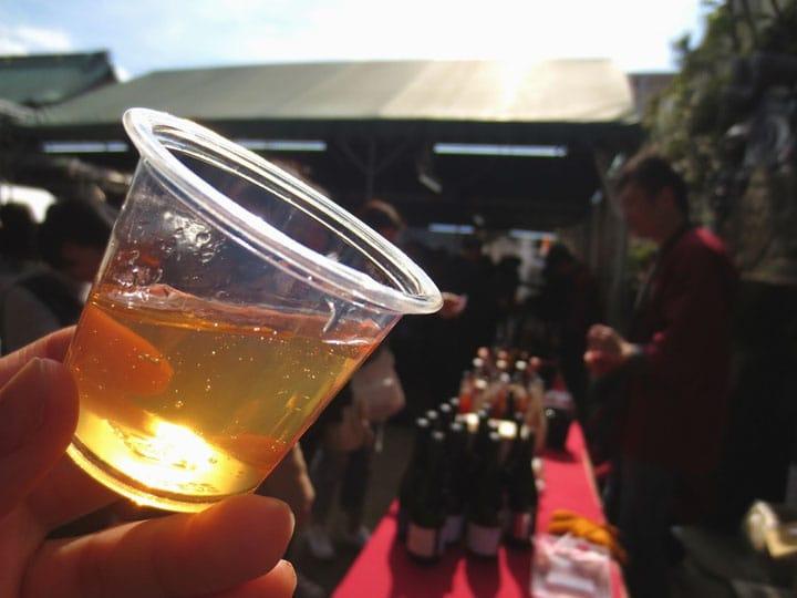 100種の梅酒が集まる、大阪「天満天神梅酒Fes」でほろ酔い気分