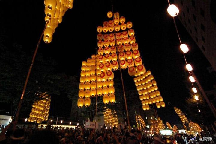 Four Famous Festivals In Northern Japan