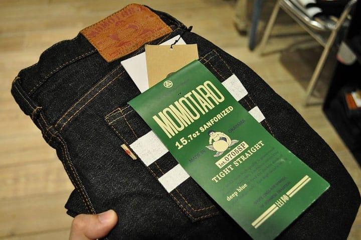 【日本伴手礼】10年保证的日本产牛仔裤:桃太郎系列