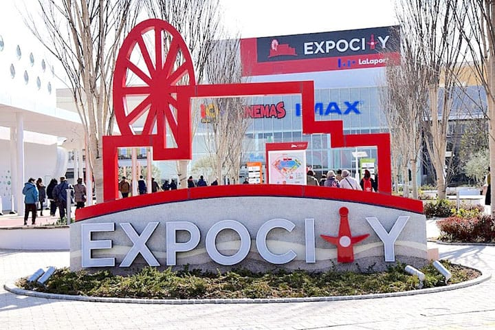 Expocity: Experience Unknown Thrills At Osaka's Largest Shopping Center