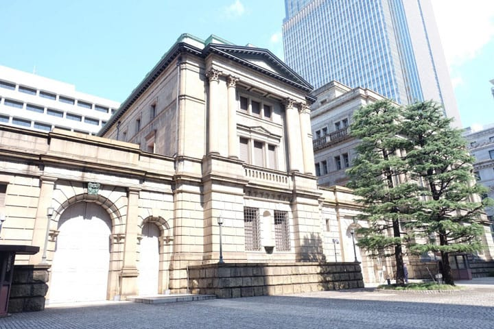 日本銀行免費參觀!親眼目睹巨大金庫和貴重建築物