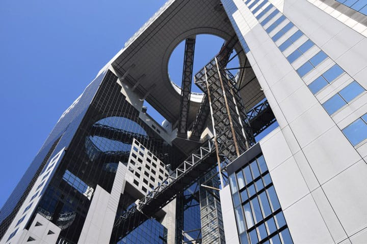 How To Reach Umeda Sky Building From Osaka Station