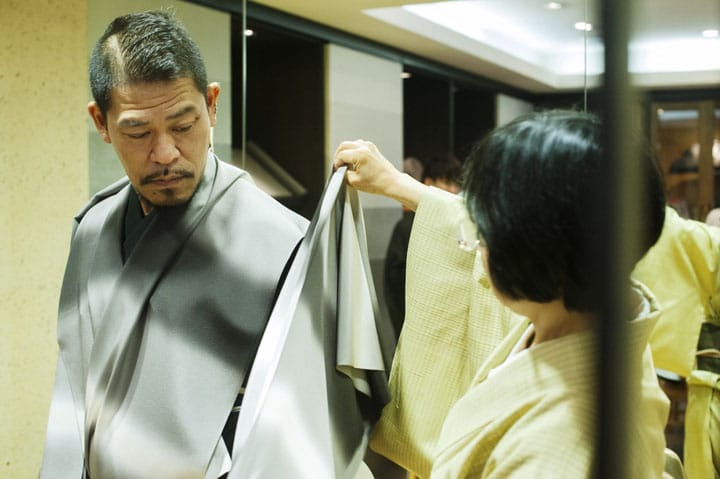 Try On Japanese Clothes At This Men's Kimono Store In Ginza