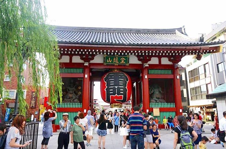 10 Reasonable Tourist Attractions and More in Asakusa