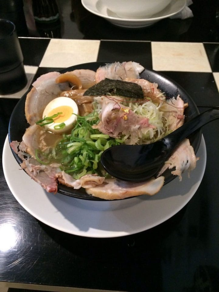 Ramen KAZU – Taste the Comfort food At Kinkaku-ji, Kyoto