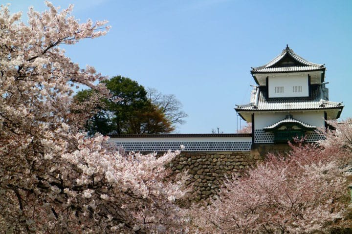 The Three Beautiful Gates Kanazawa Castle Is Famous For
