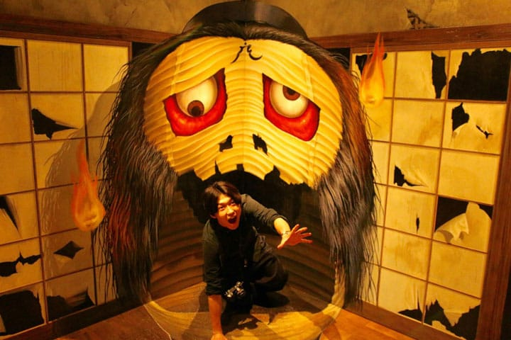 A Mysterious Experience Awaits! The Tokyo Trick Art Museum