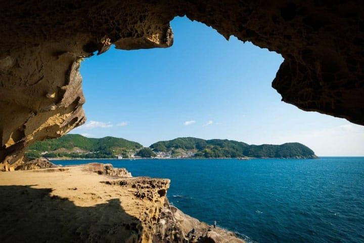 『三重 熊野』由浪花與奇岩交織的世界遺產鬼之城與周邊