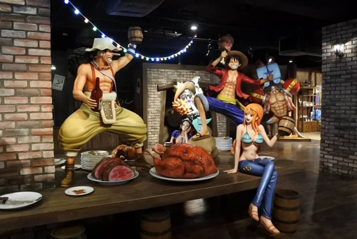Join The Straw Hat Pirates! Tokyo One Piece Tower (Live Show)