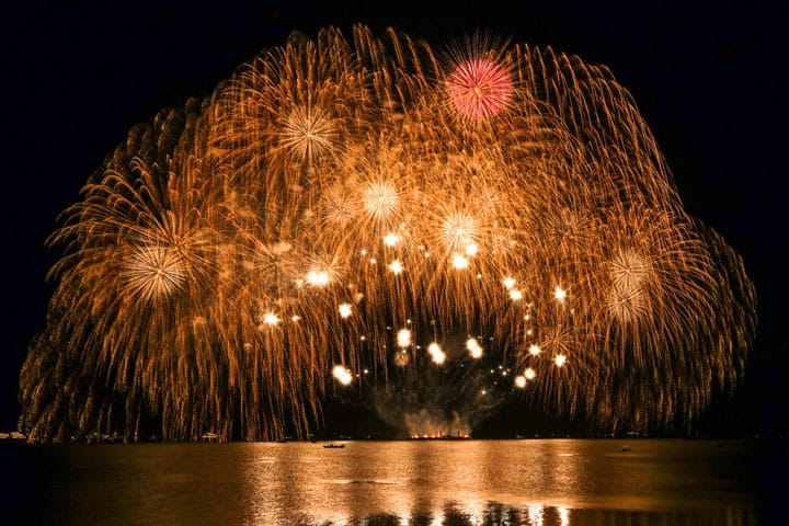What to Remember When Attending Summer Fireworks  Displays