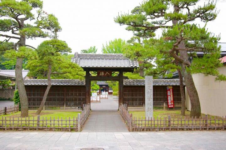 日本最古老的學校 栃木縣「史跡足利學校」
