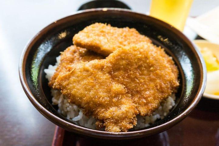 Sweet, Salty and Addictive! Tare Katsudon In Niigata City