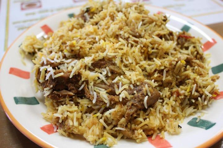 【후쿠오카】 할랄 푸드를 먹을 수 있는 샵 「MARHABA」에서 주말 한정 비리야니를 먹자!