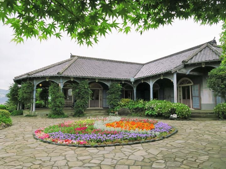 Discover Nagasaki's International History At Glover Garden