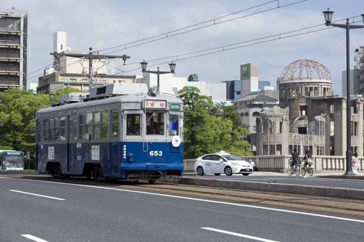 Hiroshima's Streetcar: Reborn After 70 Years
