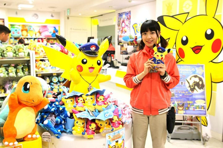 Get Pokémon, Sanrio and Ghibli Souvenirs from Tokyo Station's Character Street!