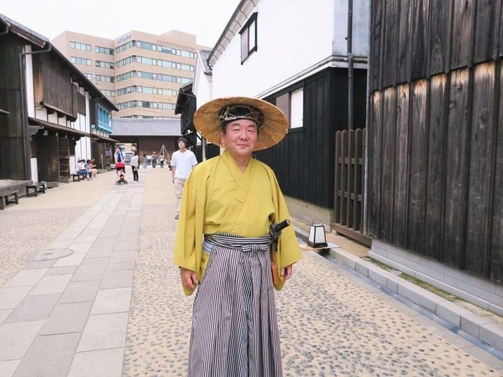 A Stroll Through Dejima - Where Japanese And Dutch Culture Coexist