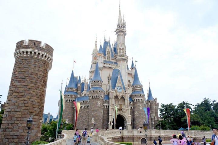 東京迪士尼樂園導覽