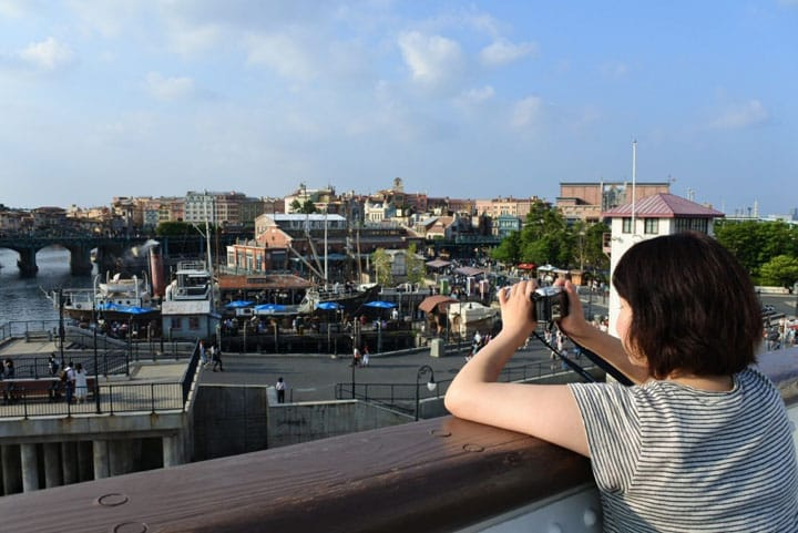 Tokyo Disney Resort - The Best Photo Locations