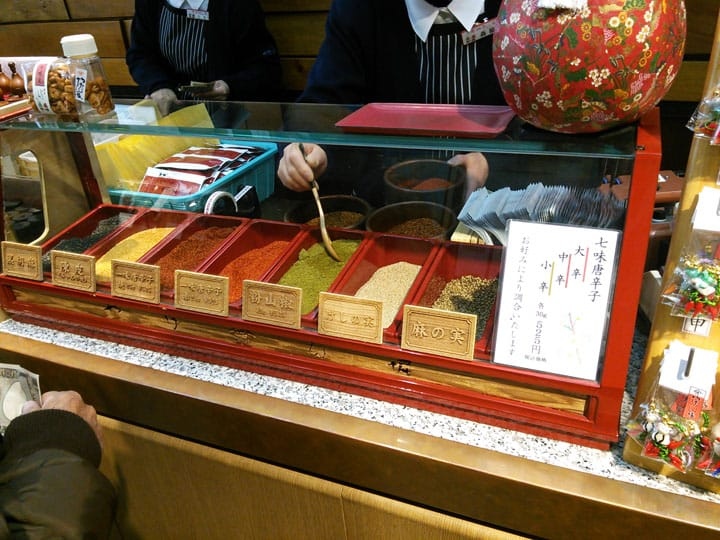 Satisfy Your Palate With Japanese Spices At Yagenbori's Flagship Store