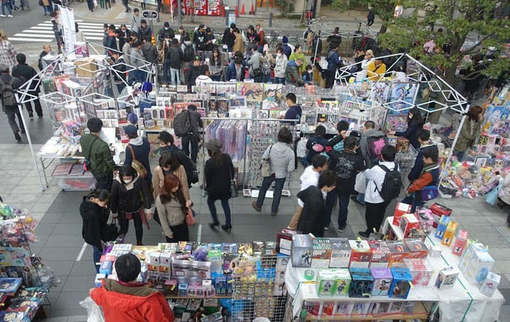 Smart Budget Shopping At Flea Markets Around Tokyo