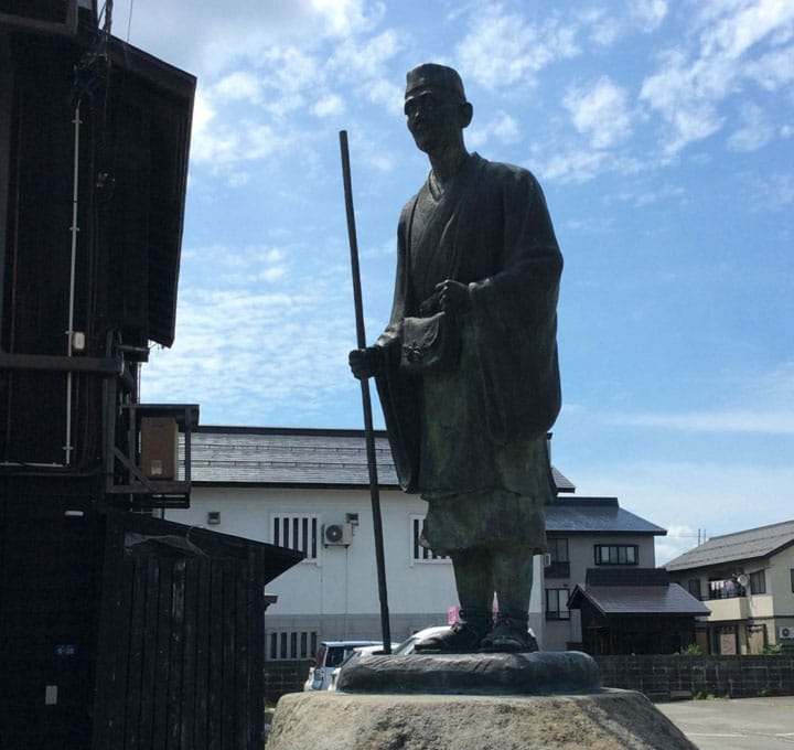 With Bashō On The Narrow Road To The Deep North - A Visit To Obanazawa