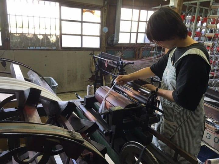 Visit A Traditional Japanese Ikat Weaving Workshop in Kurume, Fukuoka