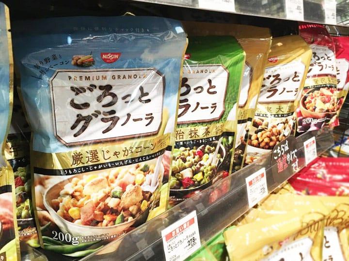 日本早餐吃什麼?「宇治抹茶麥片」味覺新挑戰