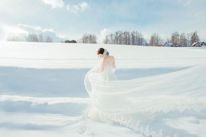 忍痛公開!日本全國經典婚紗拍攝景點