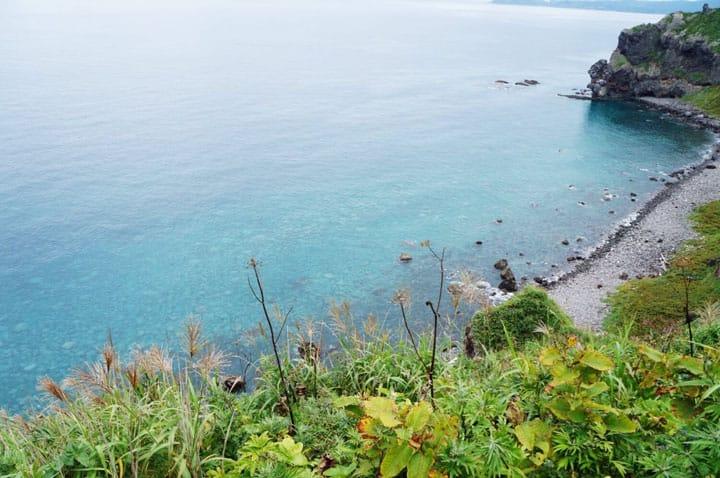 『北海道 小樽』今年夏天別再錯過!吃海膽、賞美景:積丹半島神威岬