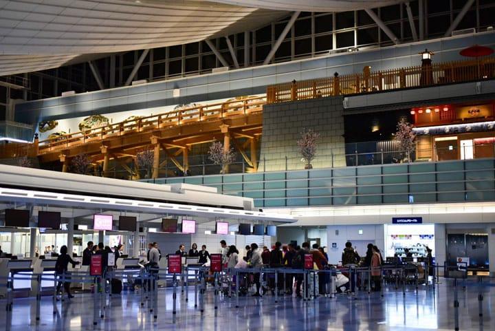 羽田机场怎么到市中心?新手电车图解Easy go!