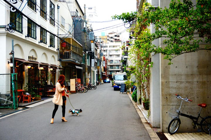 Take A Stroll Around Osaka's Stylish Horie District!