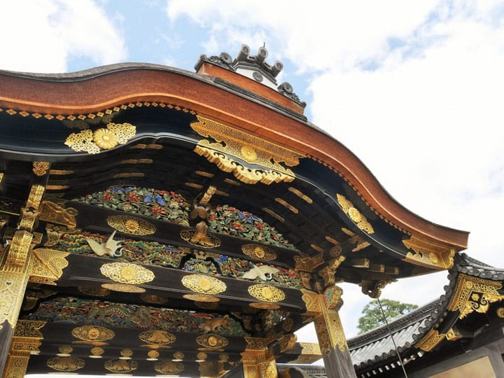 江戶時代的起點與終點:京都元離宮二条城
