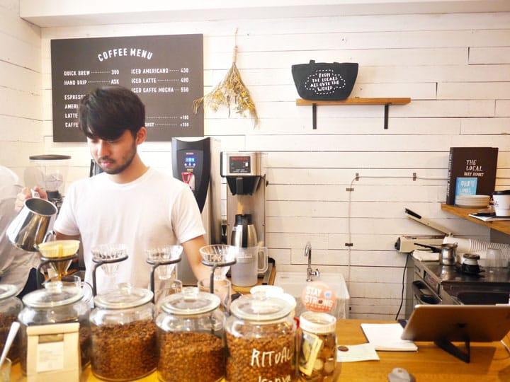 喝一杯再上路吧!涩谷新型态咖啡站三选