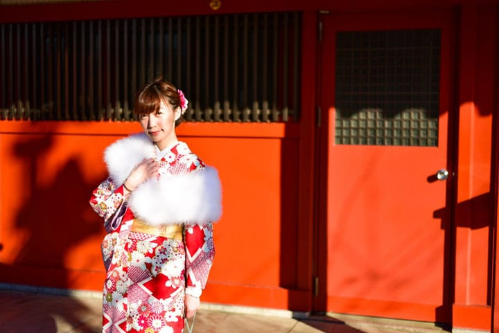 東京淺草第一家由台灣人經營的和服浴衣出租體驗店 朝顏着物