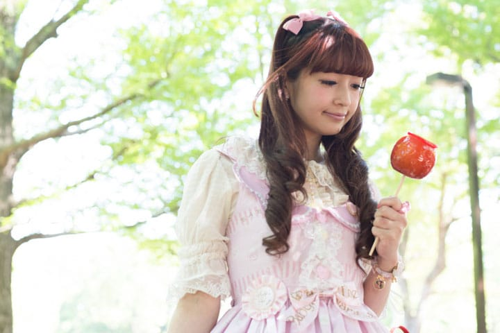 【Interview】Charisma of the Lolita World – Misako Aoki's Two Faces