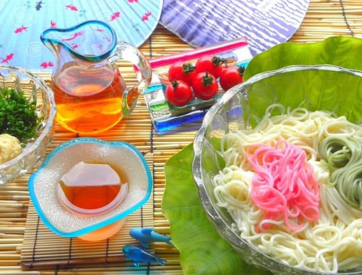 Somen Noodles - Japanese Encyclopedia